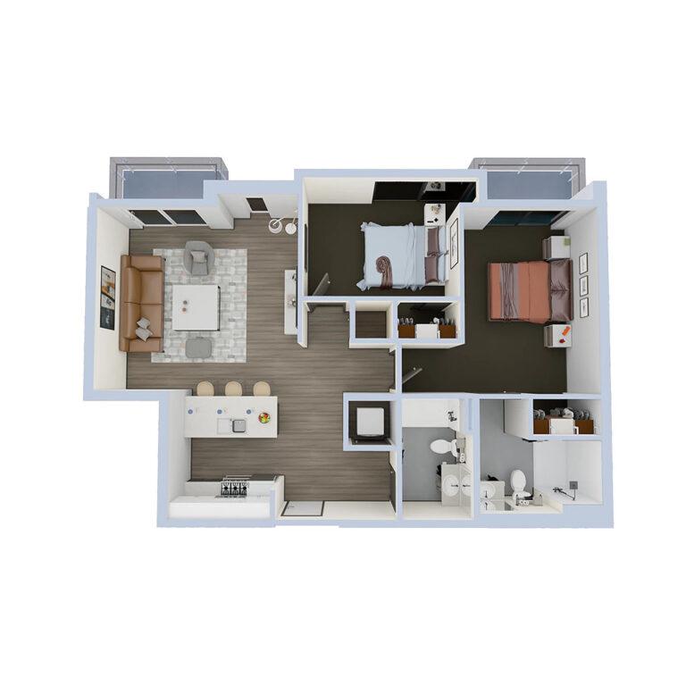B4a-2bedroom-1024x