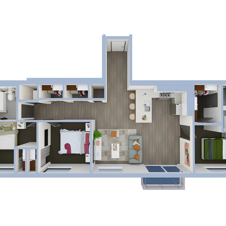 C1-3bedroom-1024x
