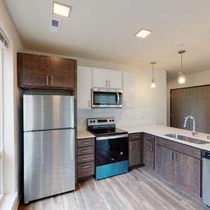 Gallatin Kitchen with Lots of Counter Space