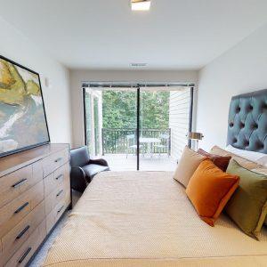 Queen Bedroom in Gallatin